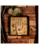 Palmistry Wahrsage-Hand Wandbild 20cm