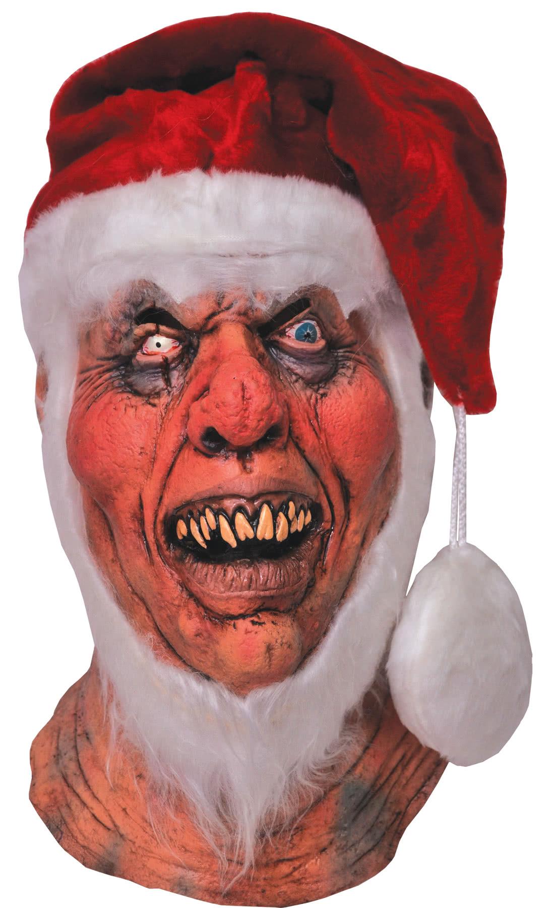 santa claws maske nikolaus maske santa claus maske weihnachtsmann maske horror. Black Bedroom Furniture Sets. Home Design Ideas