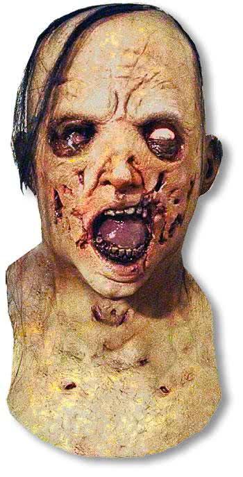 necrosis zombie maske horror maske horror. Black Bedroom Furniture Sets. Home Design Ideas