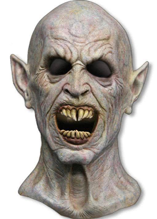 vampir zombie maske nosferatu maske aus latex horror. Black Bedroom Furniture Sets. Home Design Ideas