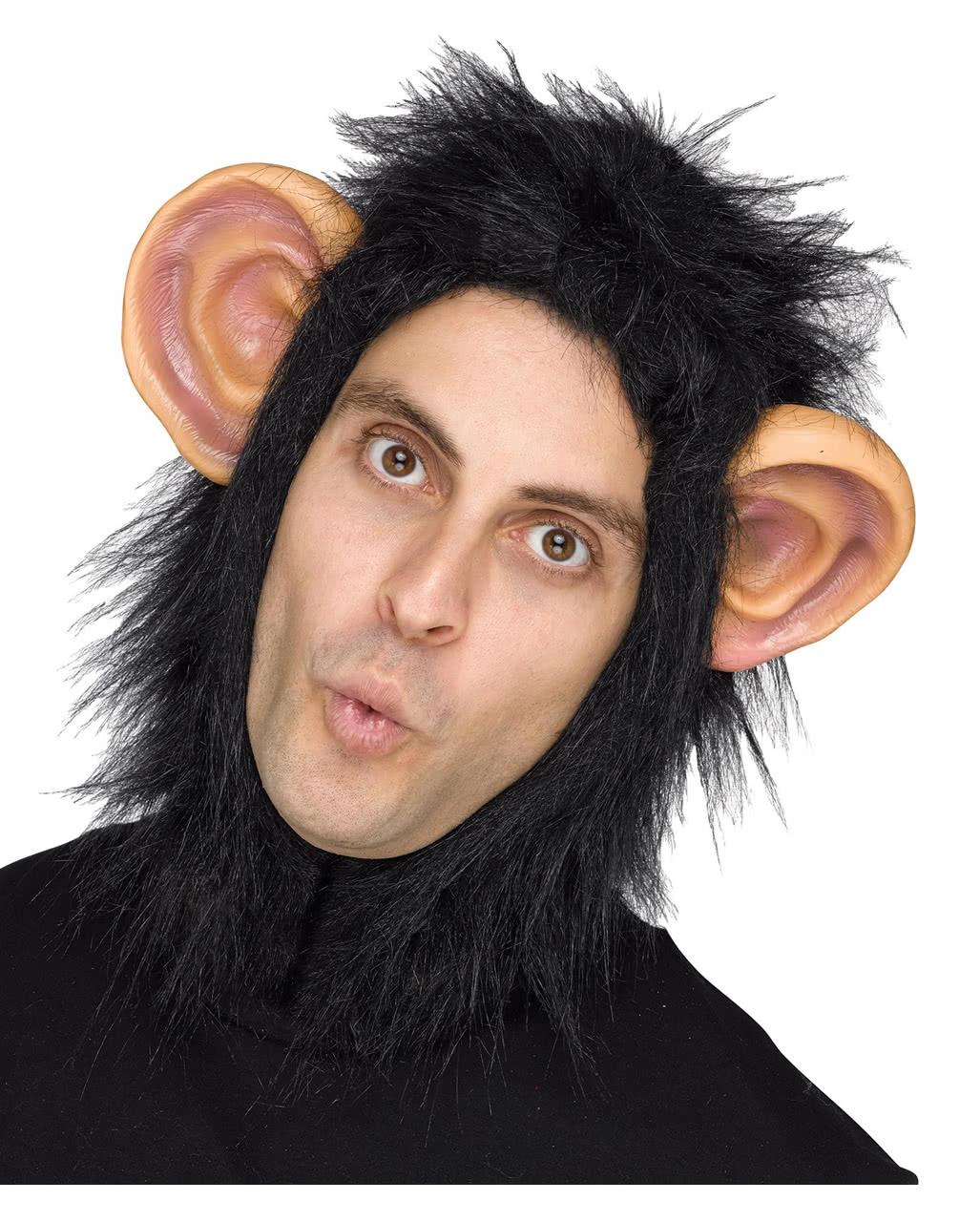 Monkey cap As a carnival costume accessory