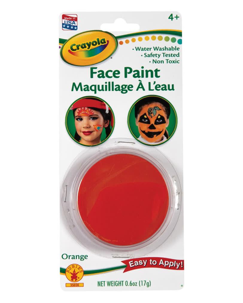 aqua make up orange water activated stage make up horror. Black Bedroom Furniture Sets. Home Design Ideas