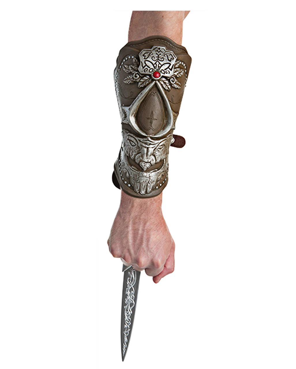 Assassin S Creed Ezios Hidden Blade For Cosplay Horror Shop Com
