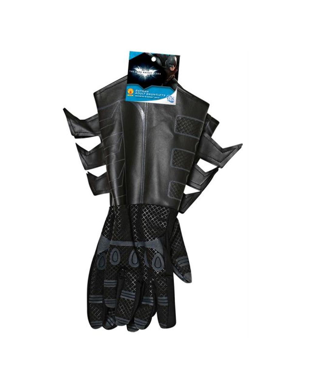 fb36176c53531 Batman gloves -The Dark Knight Rises Batman costume | horror-shop.com