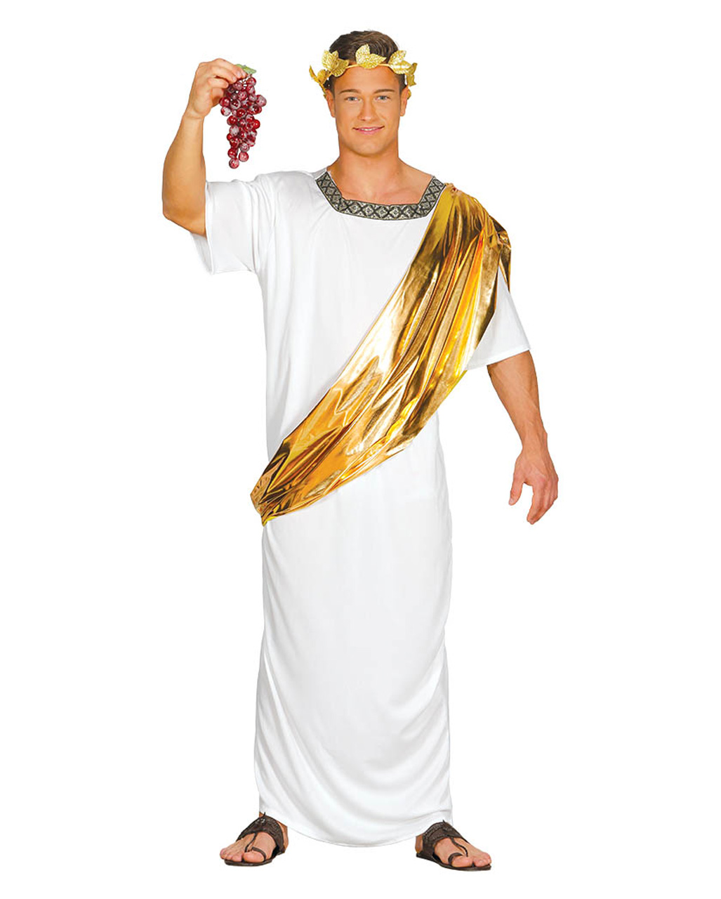 how to make a roman dress up