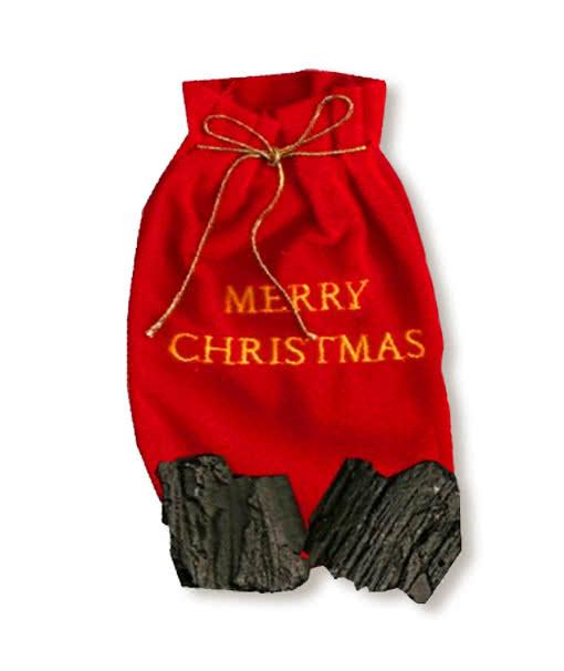 christmas coal christmas joke article horror. Black Bedroom Furniture Sets. Home Design Ideas