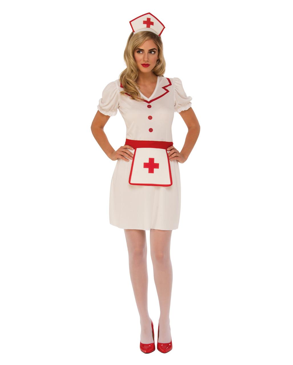 Classic Krankenschwester Kostum Bestellen Horror Shop Com