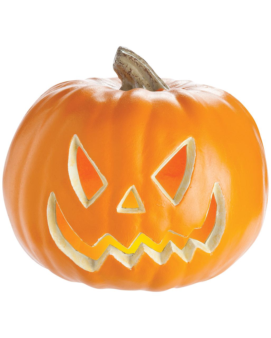 Halloween Decorations You Can Make At Home Deco Pumpkin 20cm Halloween Decoration Horror Shop Com