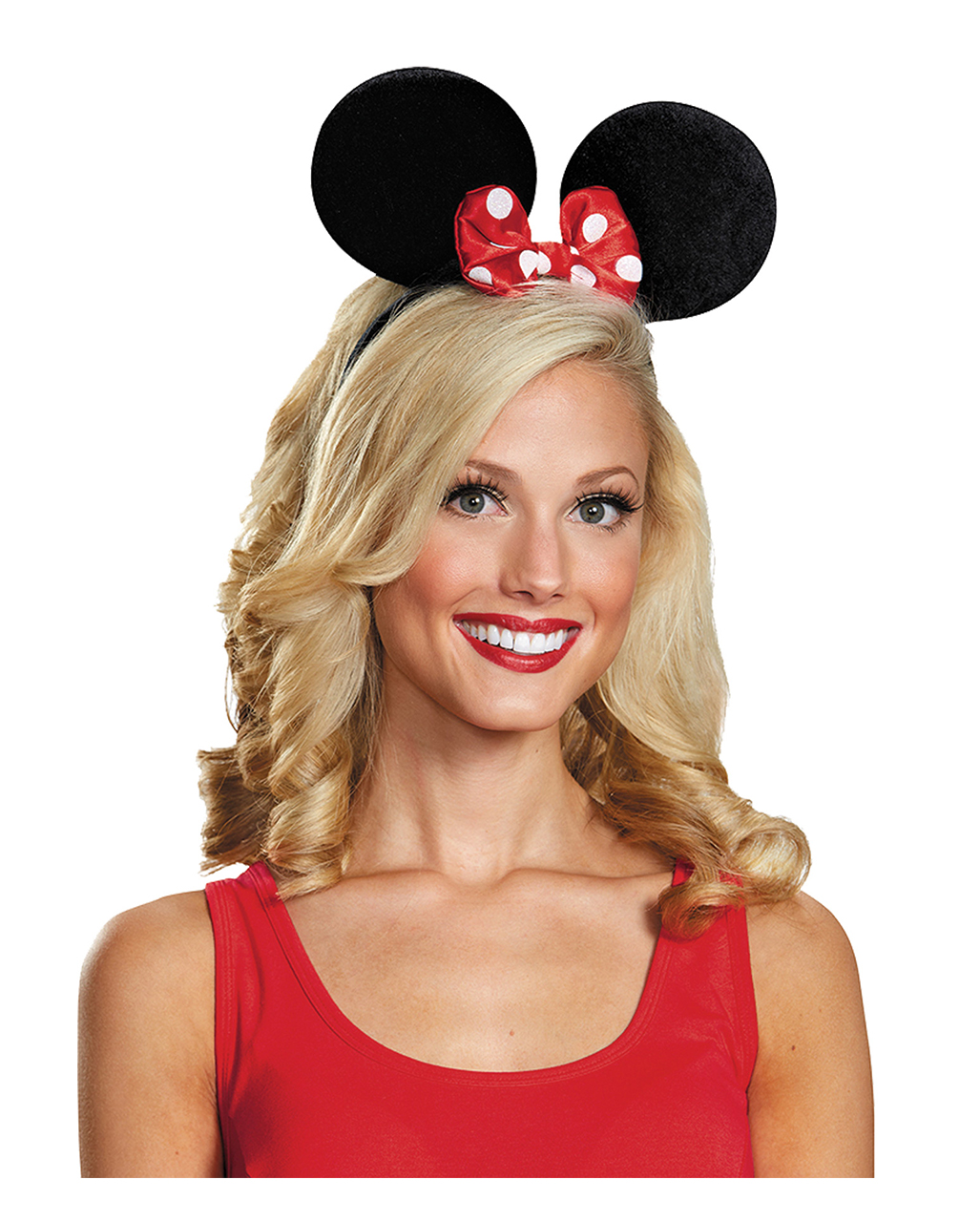 Minnie Mouse Ohren Fur Erwachsene Fur Fasching Horror Shop Com