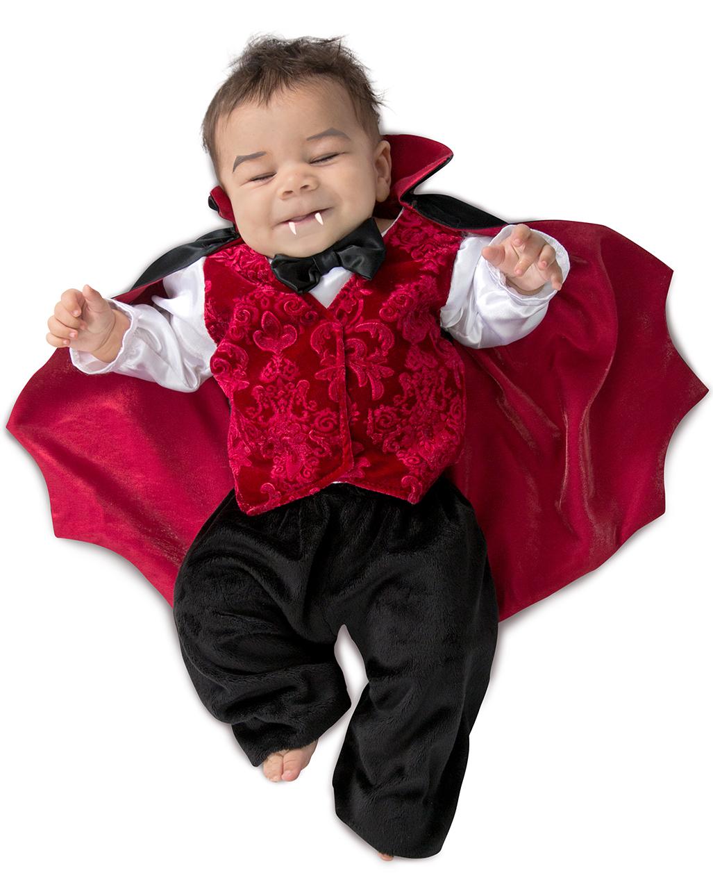 Dracula Vampire Baby Costume For Halloween Horror Shop Com