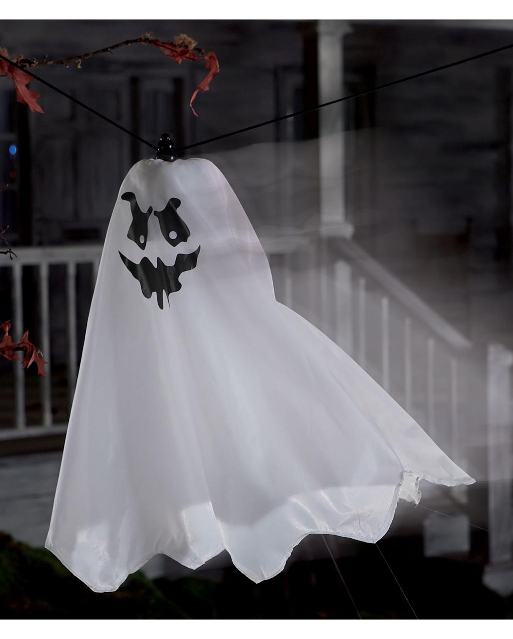 Fliegender Geist An Schnur Halloween Animatronic Horror Shop Com