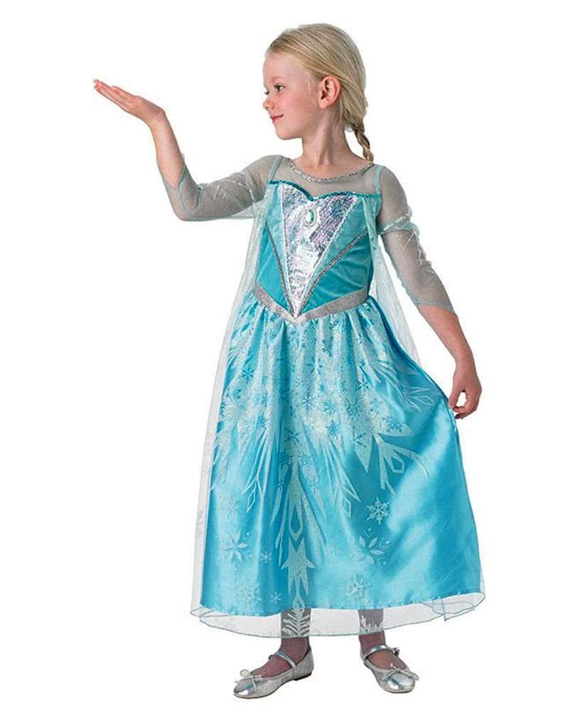 bdbe45374d Original Frozen Elsa Premium Mädchenkostüm | Disney Eiskönigin ...
