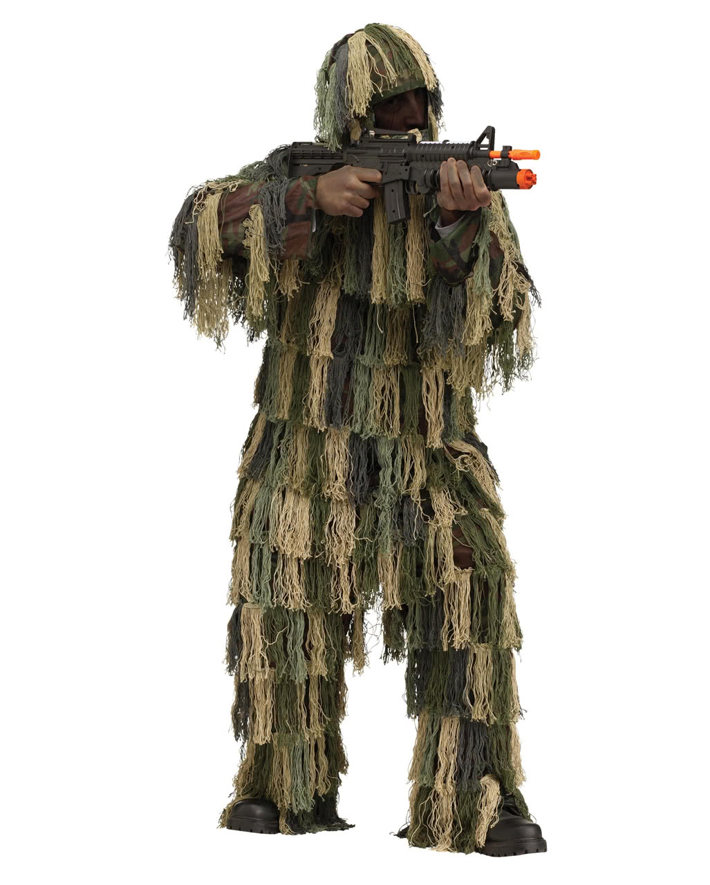 online store 6c0b3 af8f6 Sniper Boots Camouflage Costume