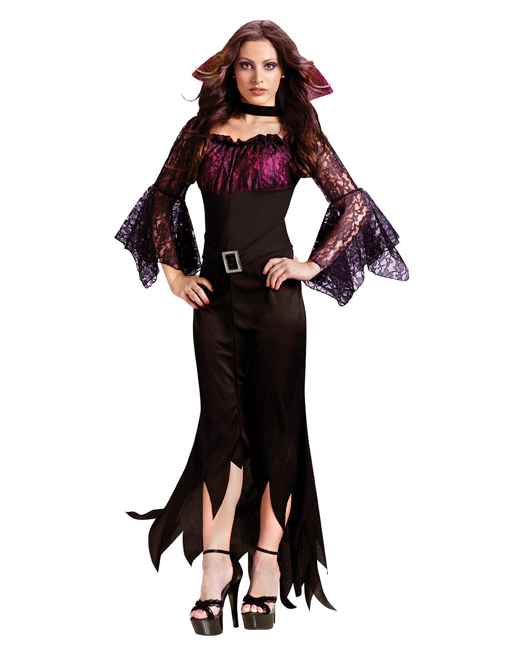 der Verkauf von Schuhen preisreduziert feinste Auswahl Gothic Vampir Kostüm für Frauen