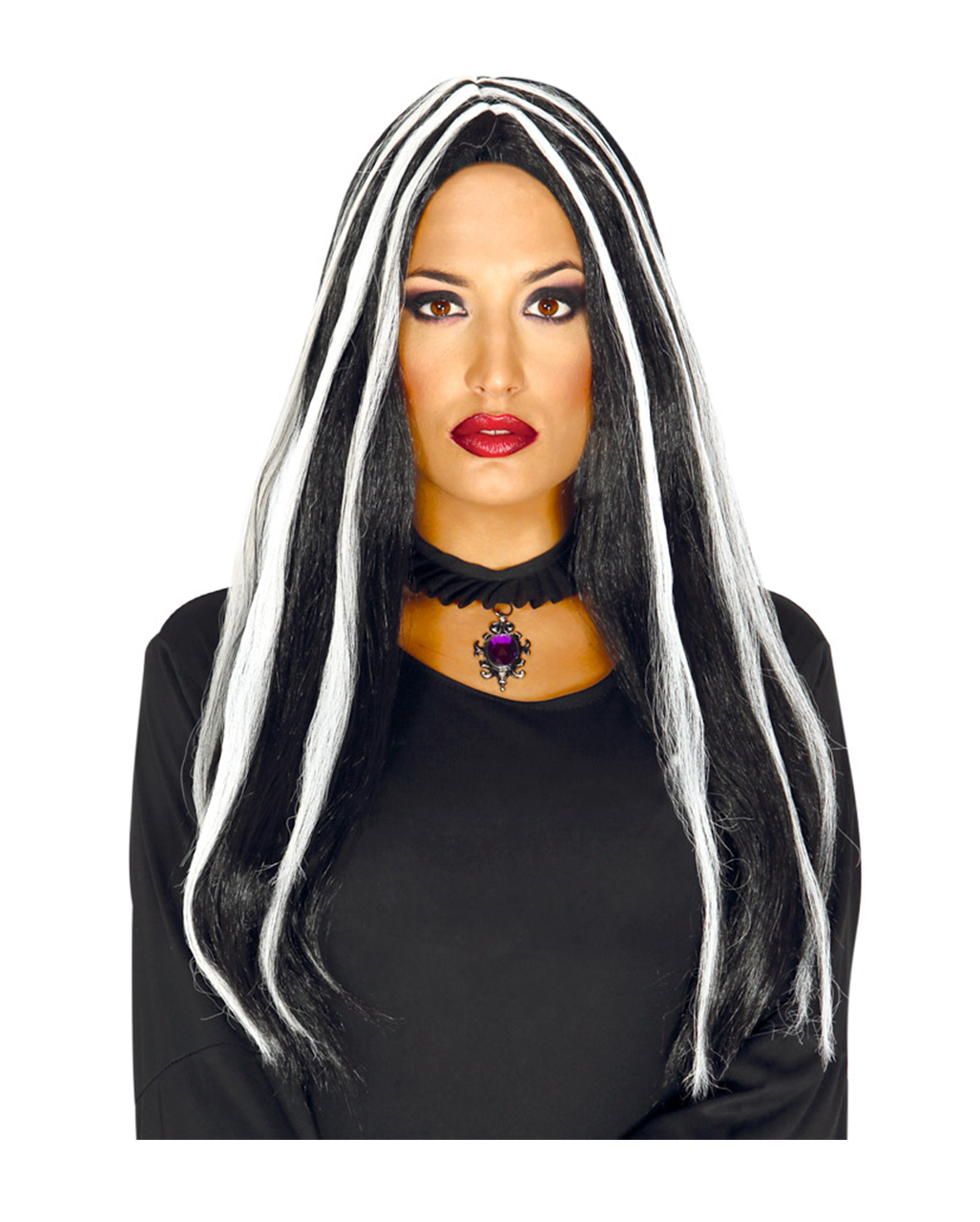 Witch Long Hair Wig Mary As Costume Accessories