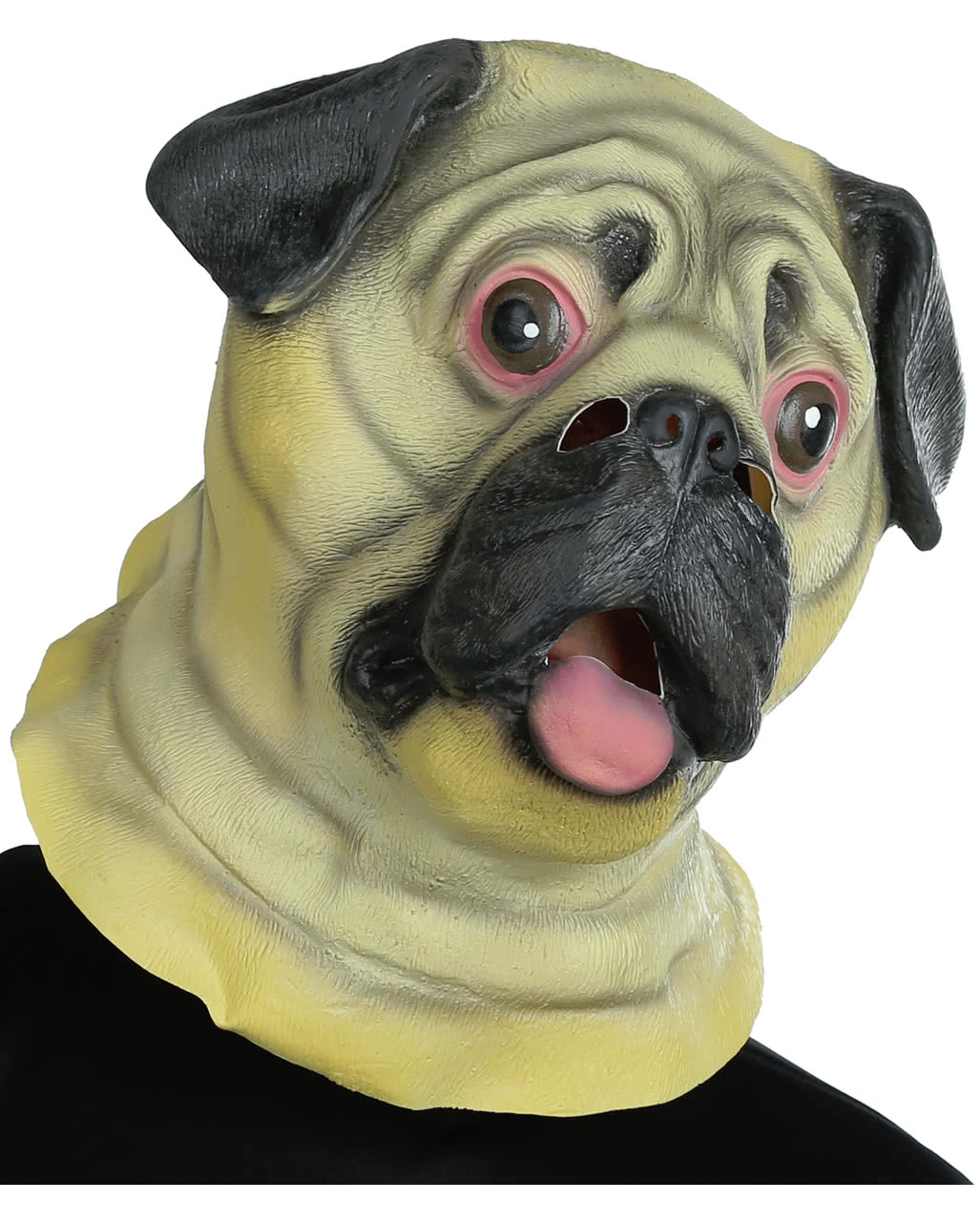 Hunde Maske