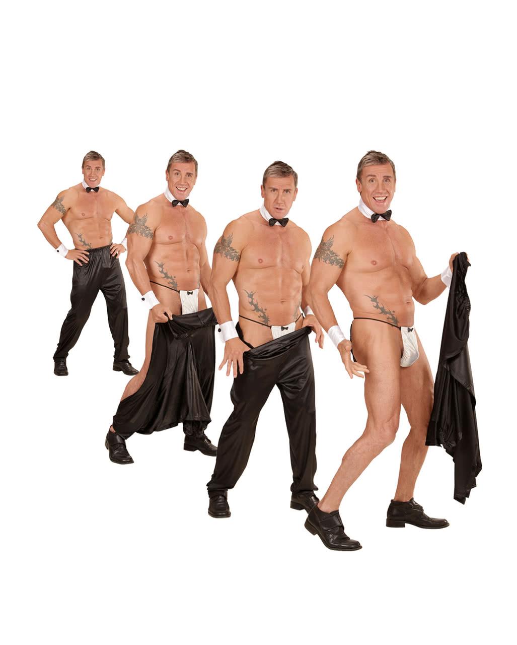 Фото снимающиеся штаны для стриптизера