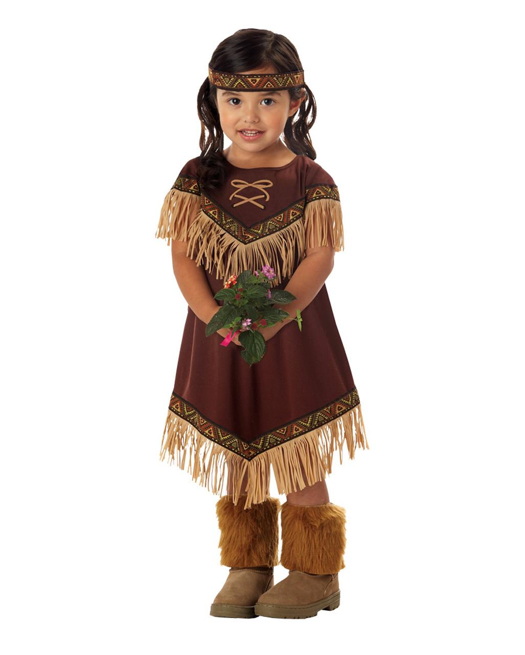 Little Indian Princess Toddler Costume Buy Horror Shop Com