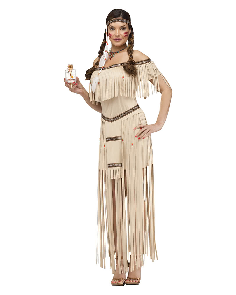 Indian Womens Costume  Sexy Disguise For Carnival  Horror-Shopcom-3128