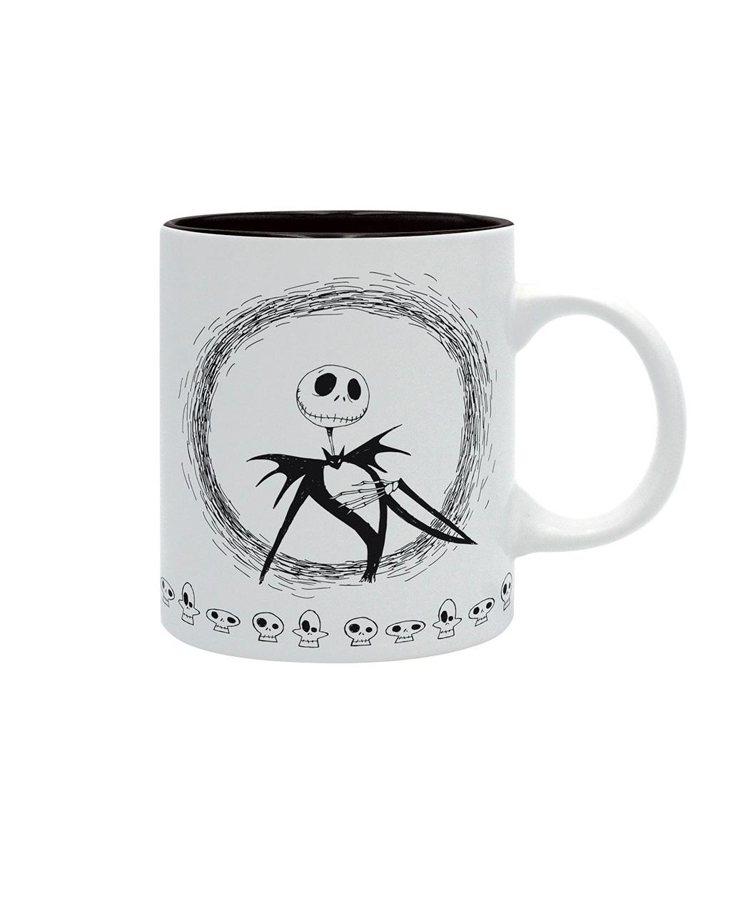 Nightmare Before Christmas Coffee Mug.Jack Cup Nightmare Before Christmas