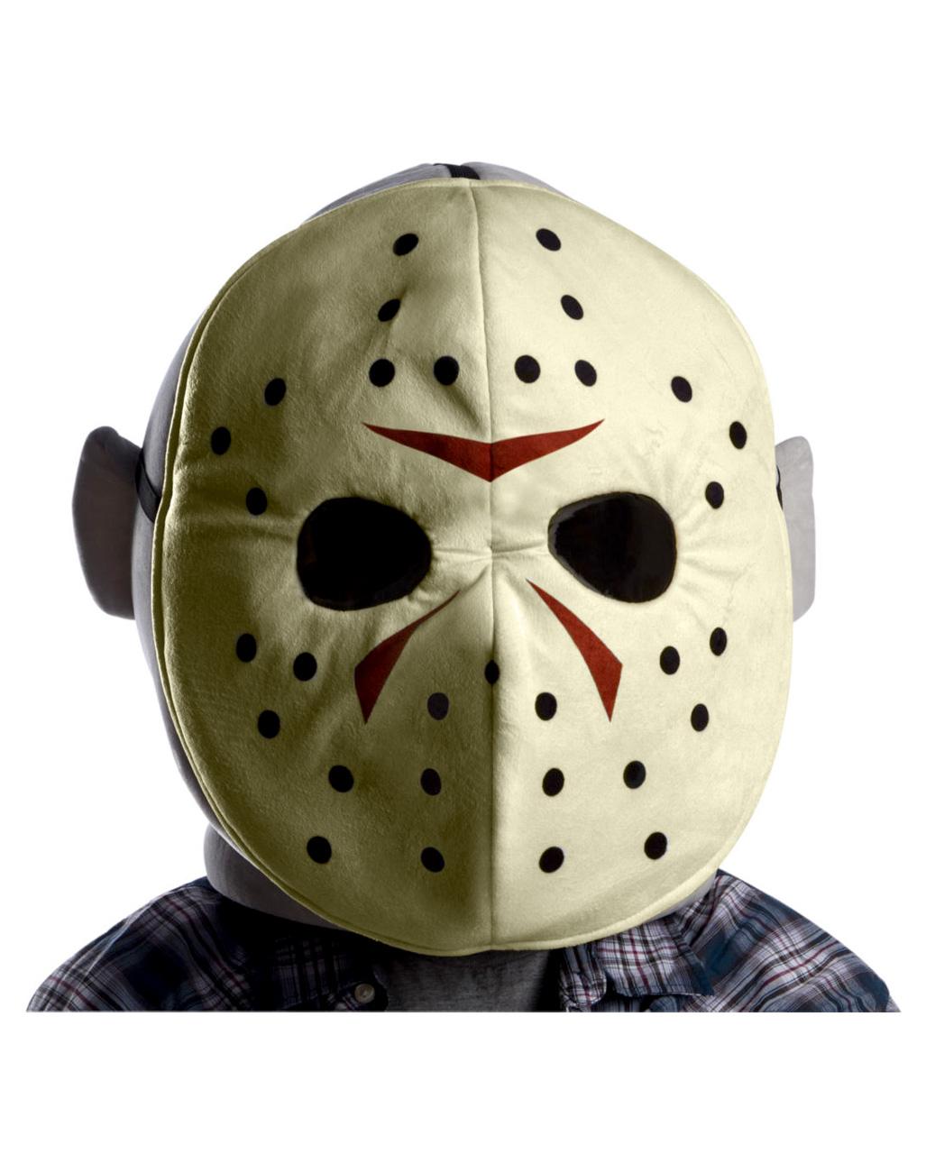 Jason Voorhees Maskottchen Maske Aus Freitag Der 13 Horror Shop Com
