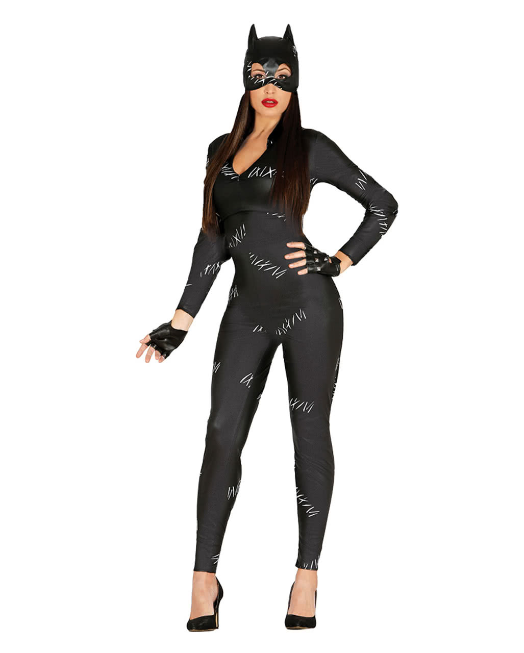 Sexy cat woman costume