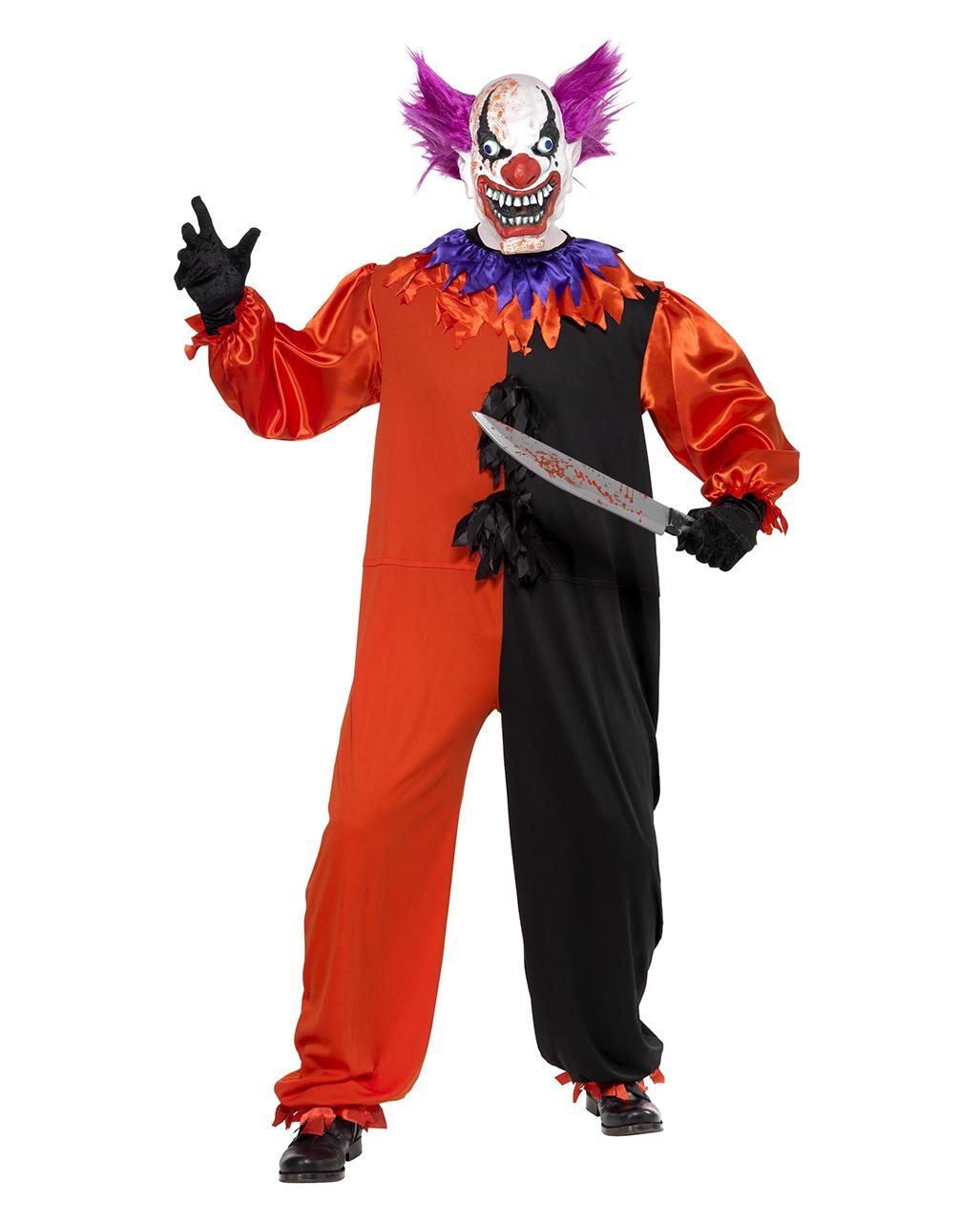 11f89289b92 Killer Clown Costume Bo Bo