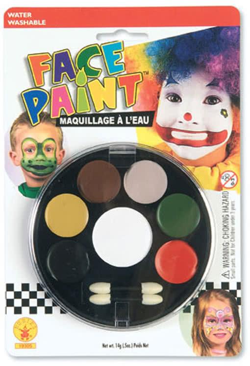 kids makeup kit carnival make up for children at low prices horror. Black Bedroom Furniture Sets. Home Design Ideas