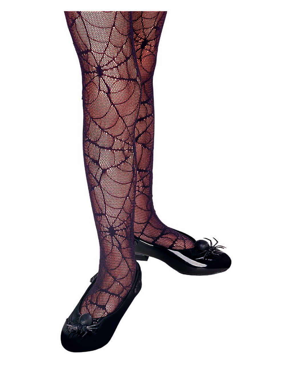 choice of sizes fancy dress accessory SPIDERS  AND WEBS WOMEN/'S TIGHTS