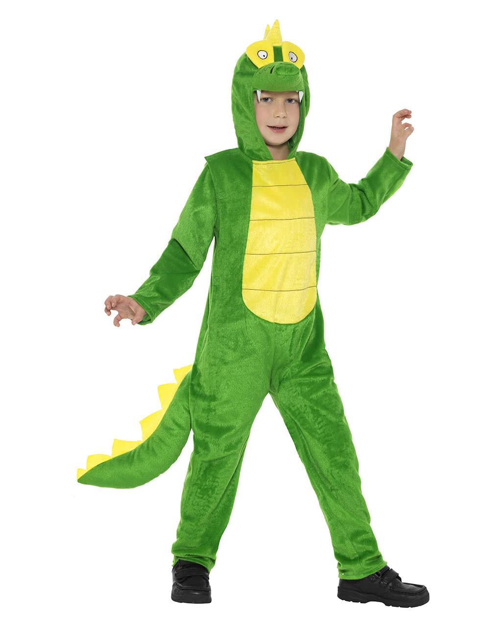 krokodil kinderkost m karnevals verkleidung horror. Black Bedroom Furniture Sets. Home Design Ideas
