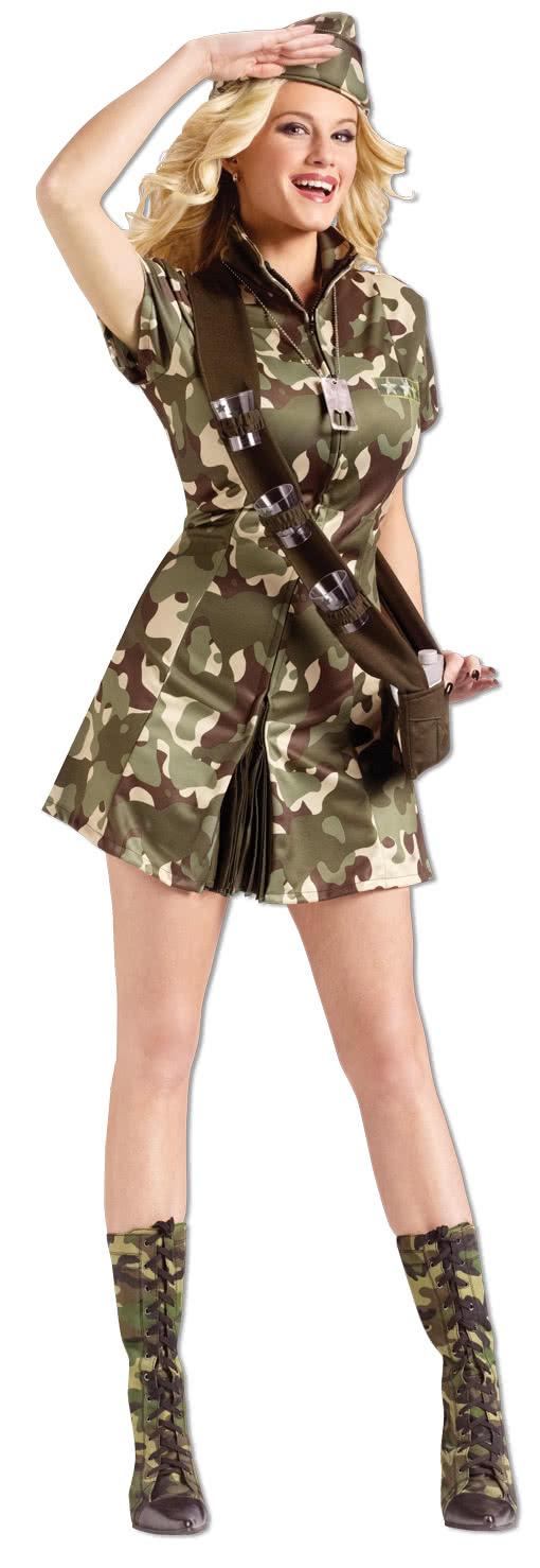 sexy major lee uniform kost m soldaten uniform kost m f r frauen horror. Black Bedroom Furniture Sets. Home Design Ideas