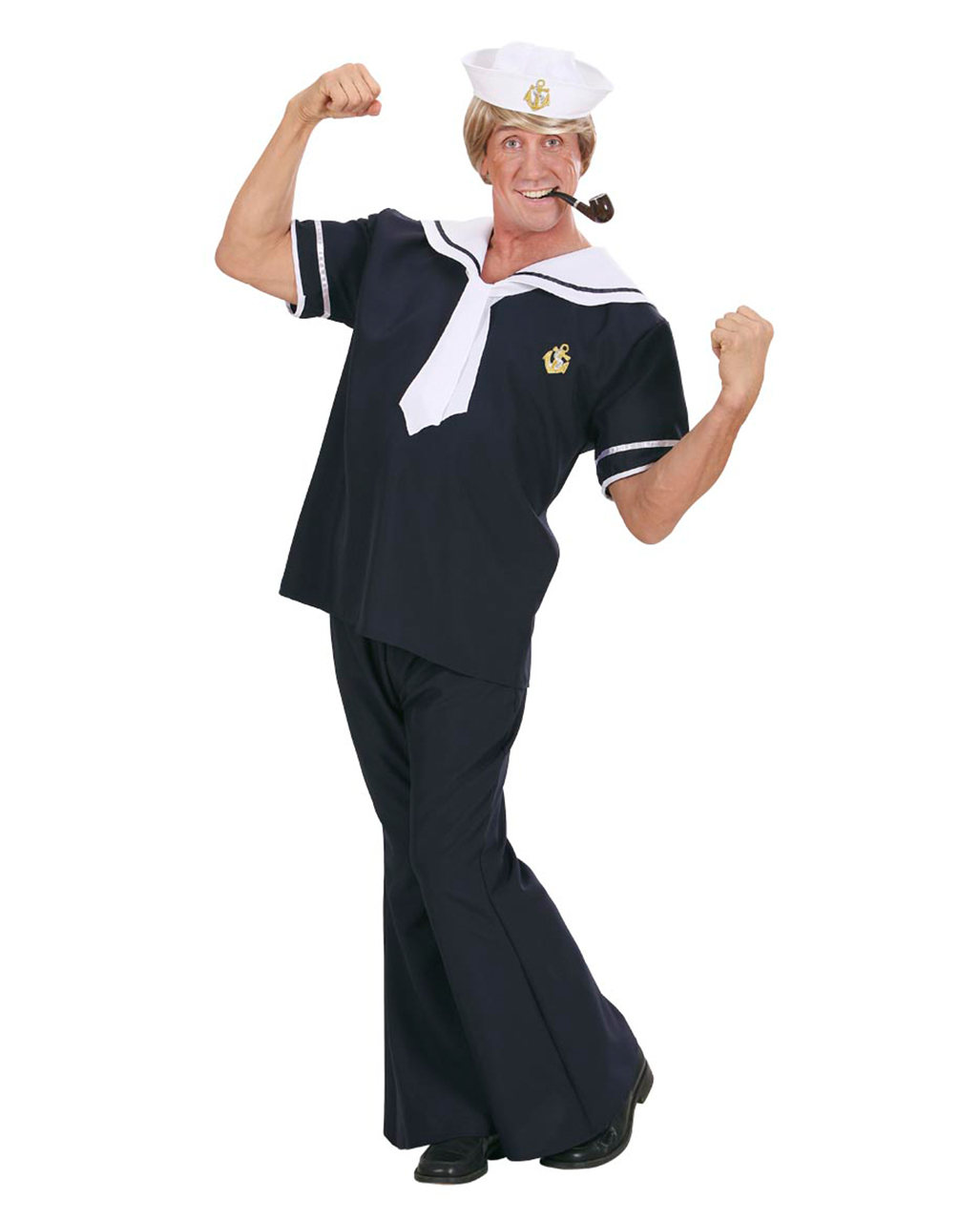 a3745934b Sailor Costume Blue L