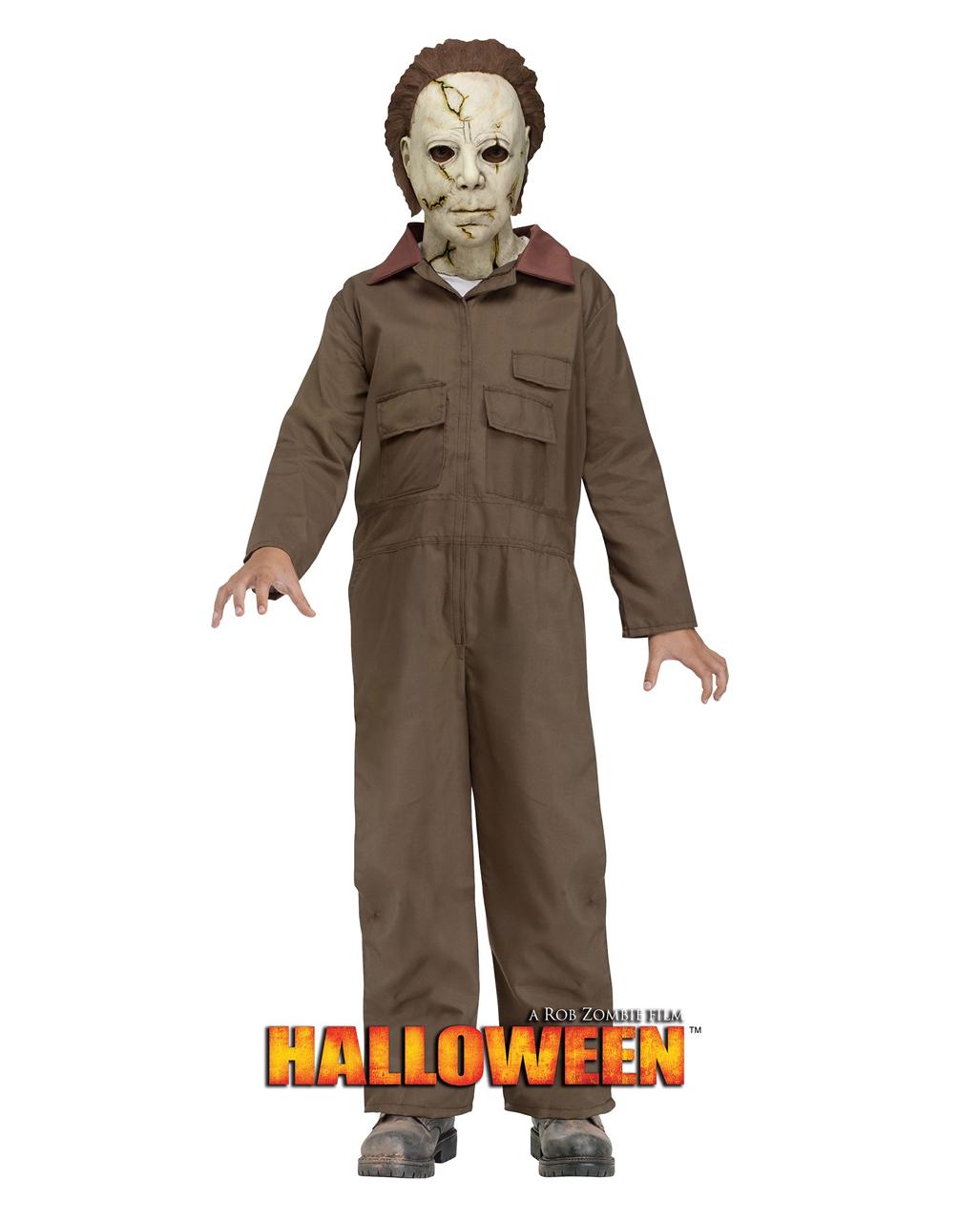 codici promozionali prezzo onesto acquista per ufficiale Michael Myers Costume With Mask For Children