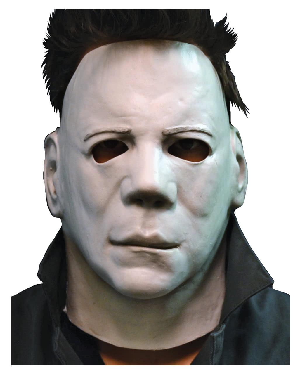 Michael Myers Mask Halloween 1.Michael Myers Halloween Mask Half 2