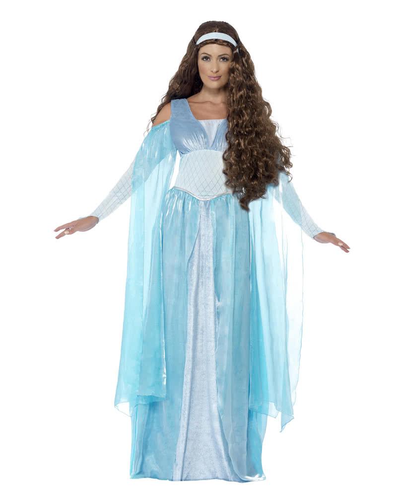 FANCY DRESS COSTUME ~ DELUXE S//W SATIN BETTY BOOP PLUS
