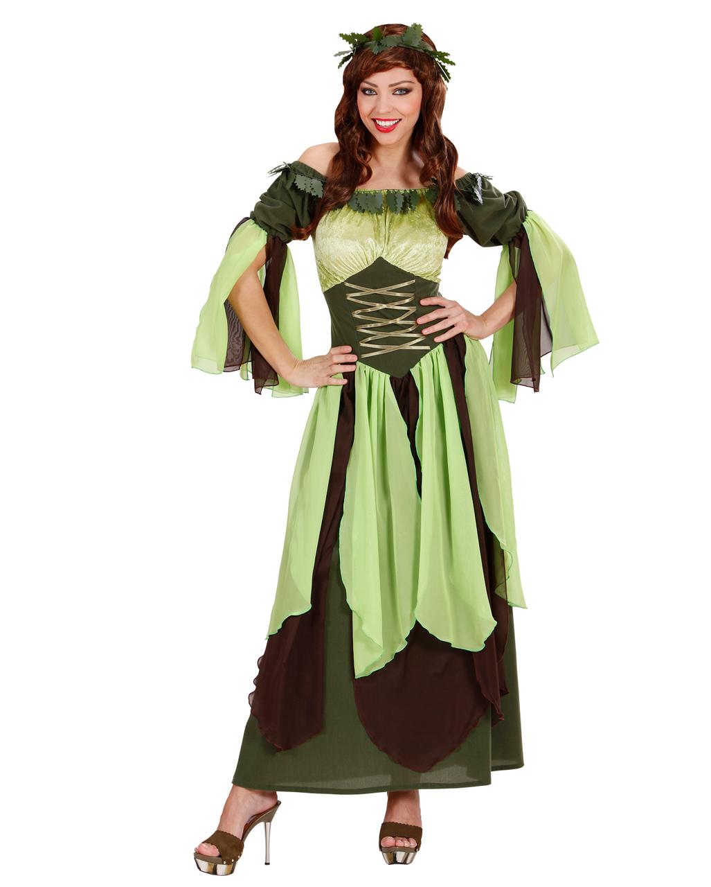 Mother Nature Costume Deluxe -Fairy Costume-Elf Costume ...