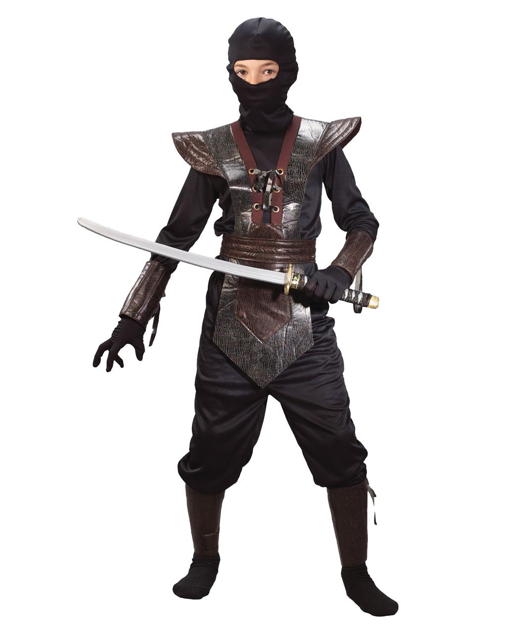 Ninja Kit Nunchaku and 2 Daggers for Halloween Costume Samaurai Fighter NEW