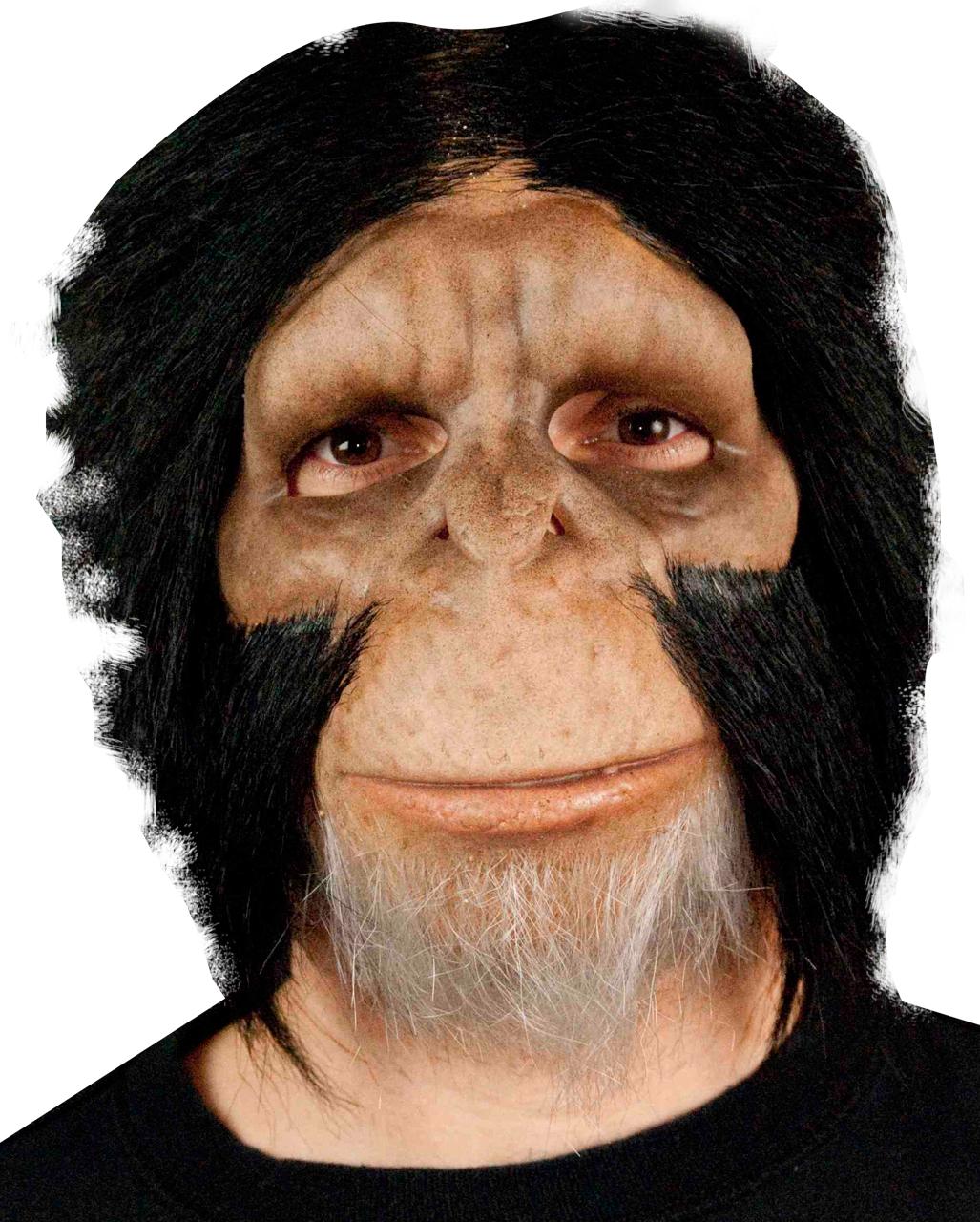 Planet of the Monkeys Half Mask
