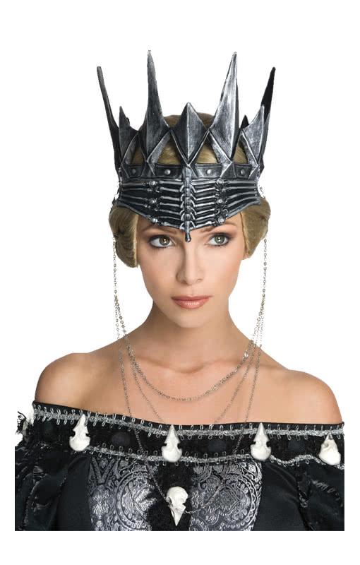 Deluxe Ravenna Costume Snow White /& The Huntsman Halloween Fancy Dress