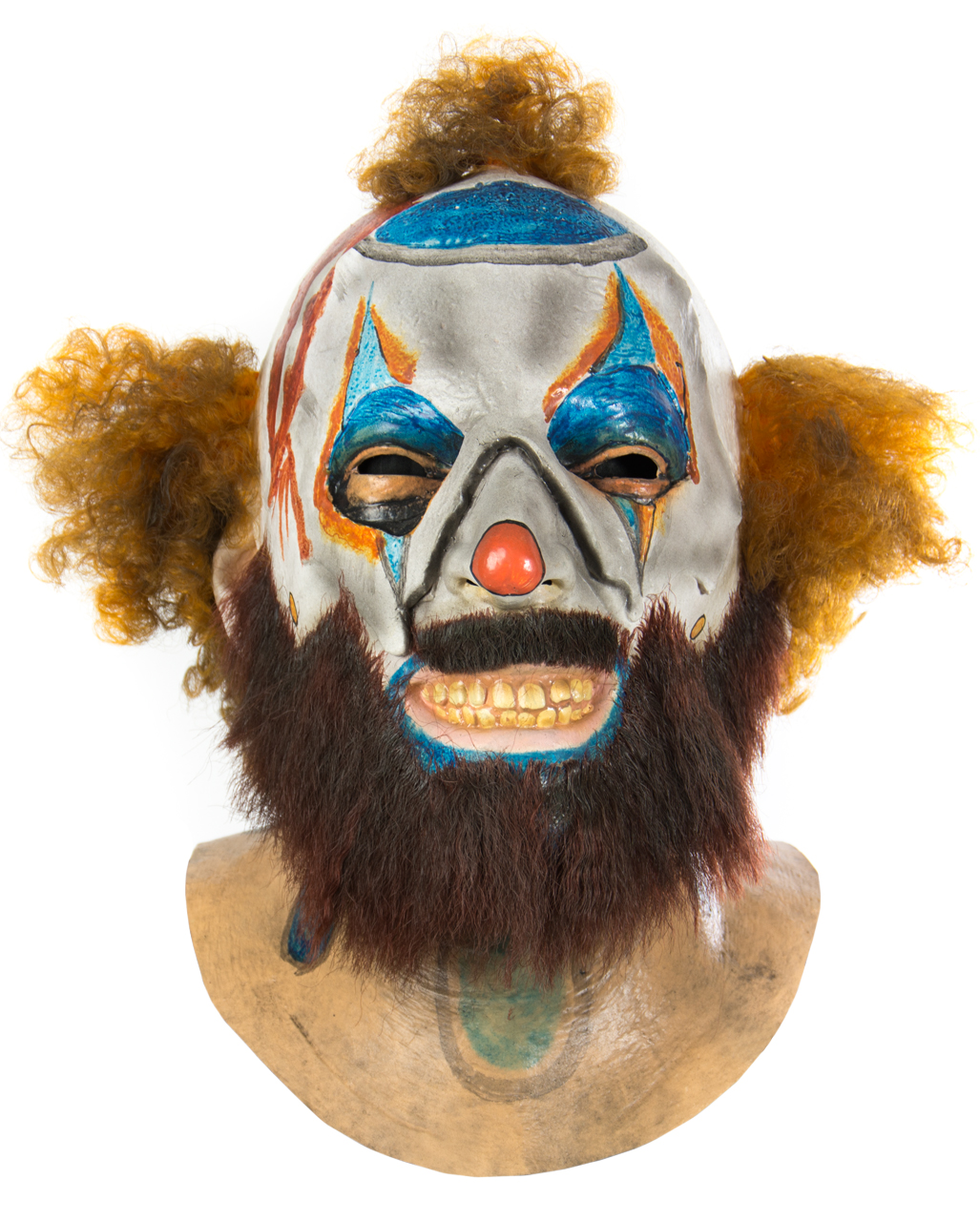 Rob Zombie Halloween Clown Mask.Rob Zombie 31 Schitzo Maske