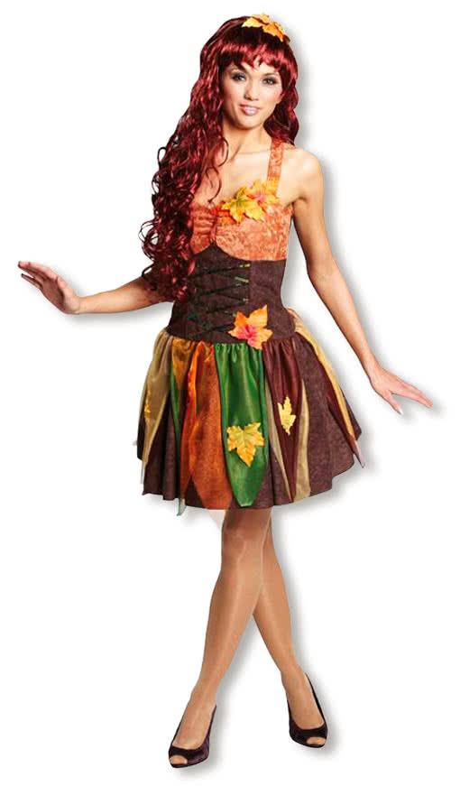 b15eab47b8d Sexy Autumn Fairy Costume