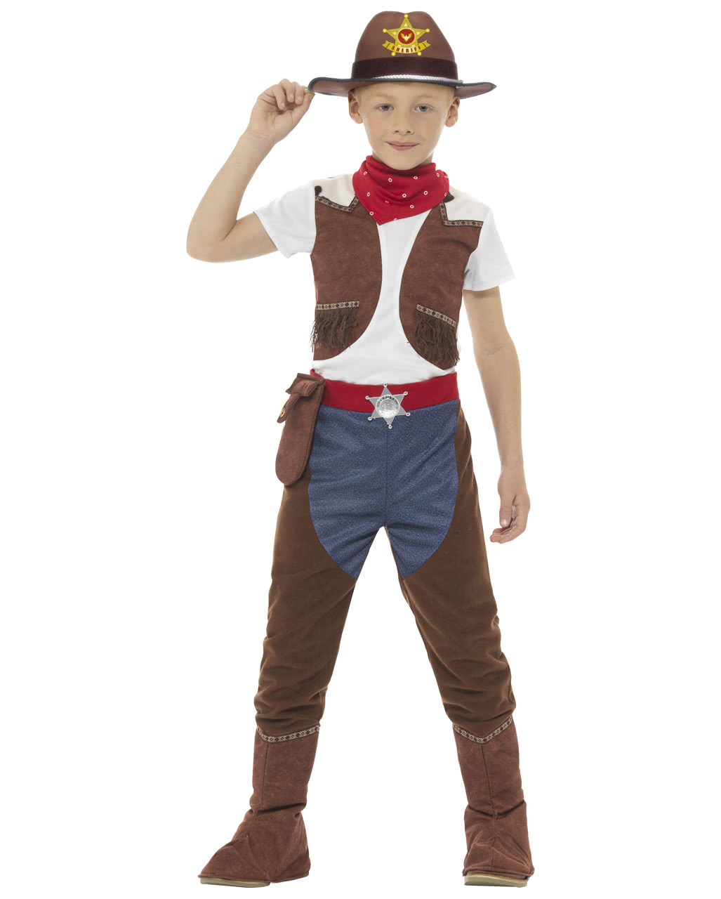 80dca922b Sheriff children 's costume
