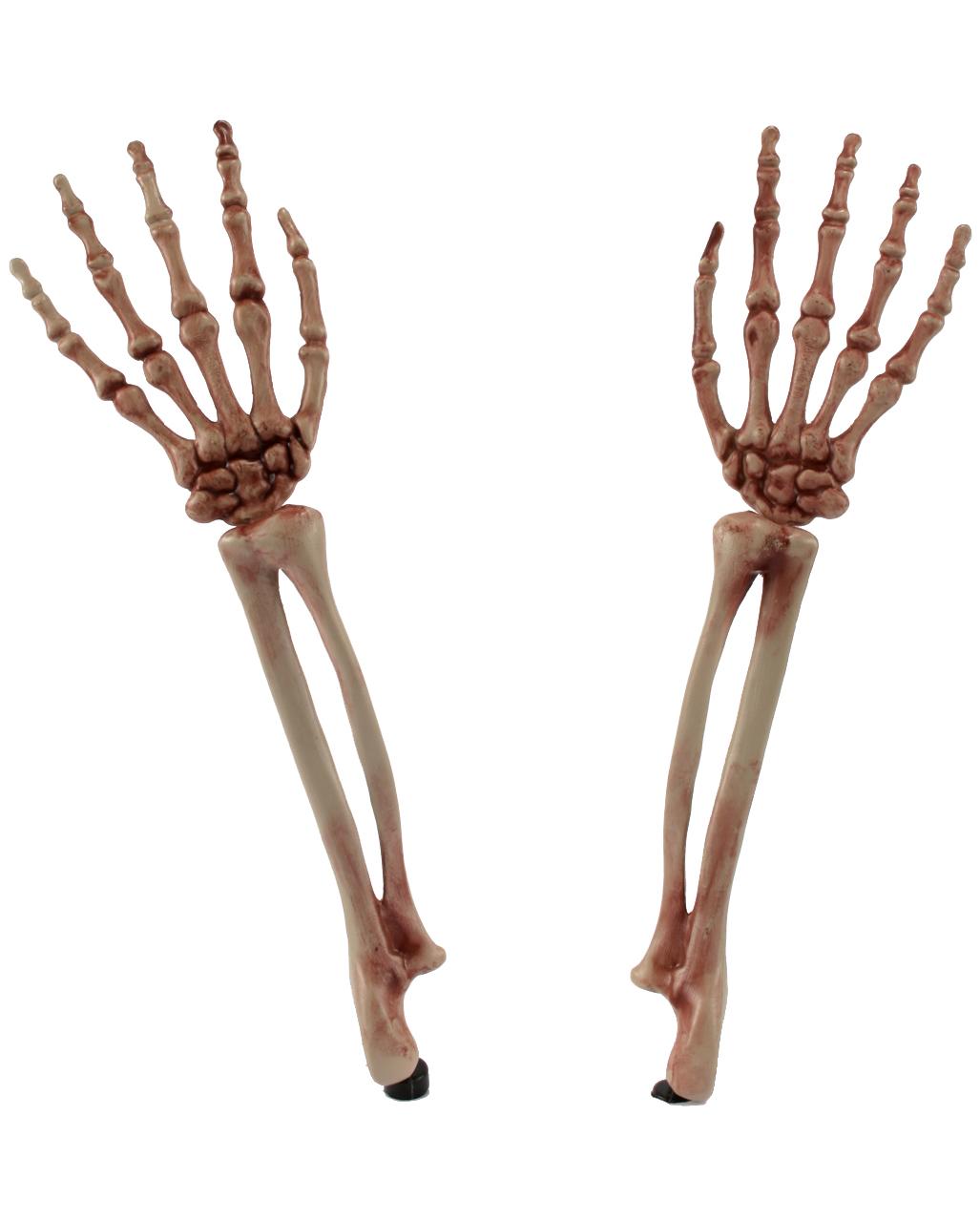 skeleton free garden plug as halloween decoration horror. Black Bedroom Furniture Sets. Home Design Ideas