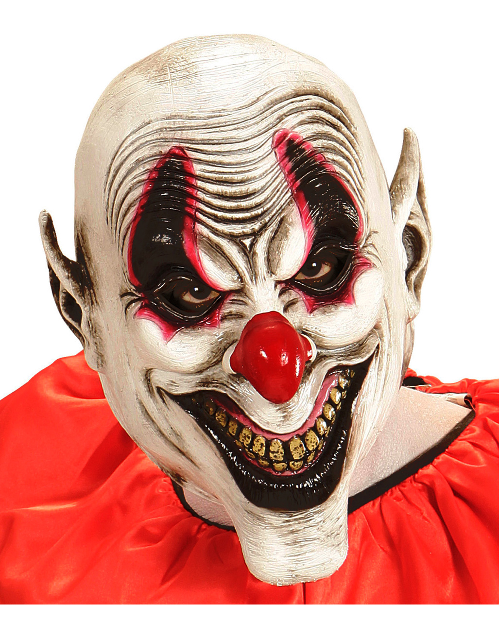 horror clown maske