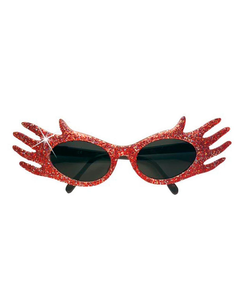 new product 8dc72 58e68 Space Jam Glitter Sunglasses Red