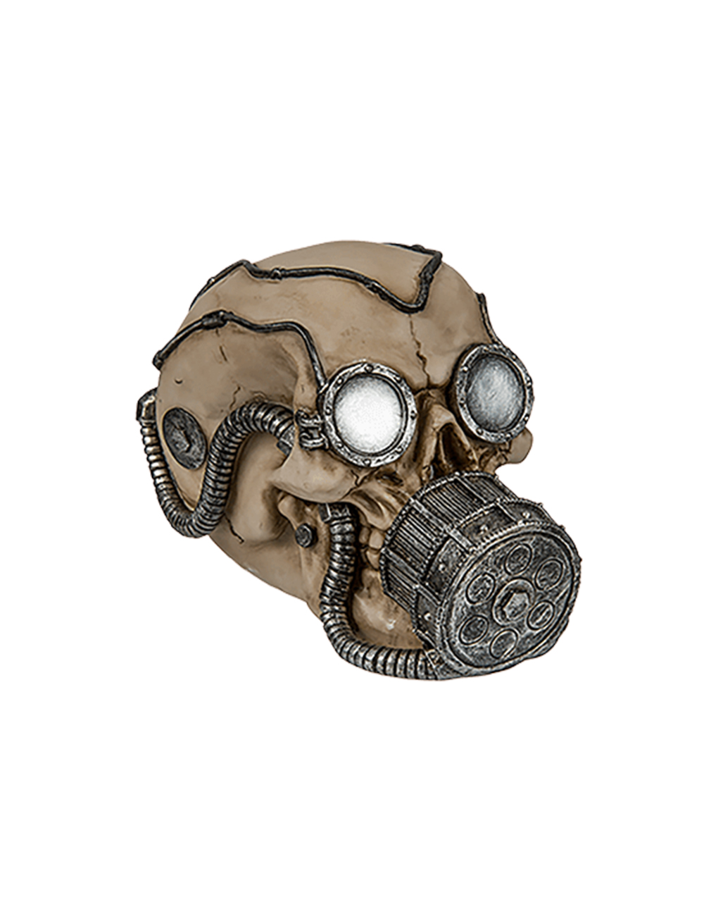 Masquerade Mask New Copper Steampunk Eye Scope Skull Men Halloween Costume Party