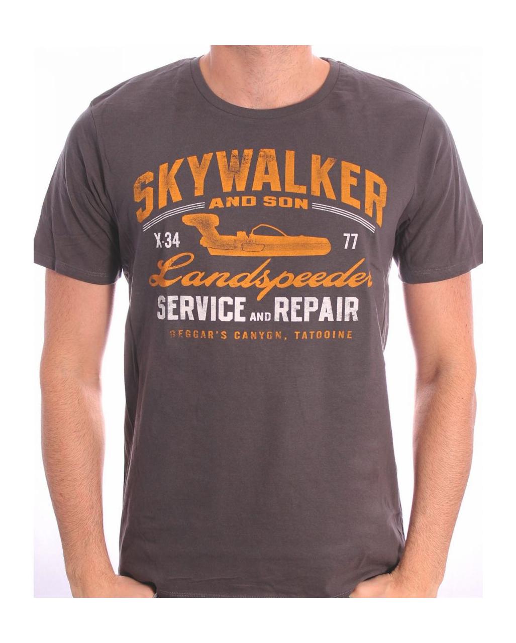 star wars skywalker and son t shirt krieger der sterne t shirt horror. Black Bedroom Furniture Sets. Home Design Ideas