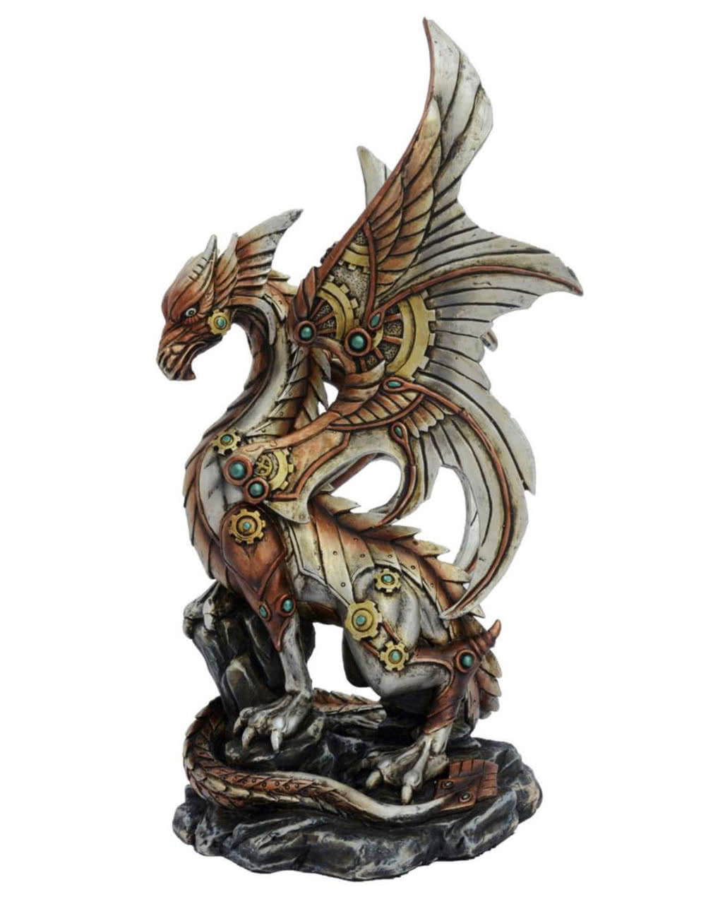 Steampunk Dragon Victorius | Fantasy decoration | horror ...