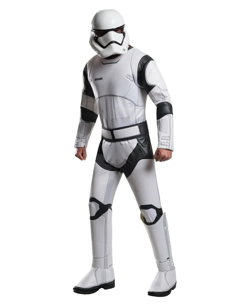 Stormtrooper Herrenkostüm Dlx Star Wars Kostüme Kaufen Horror