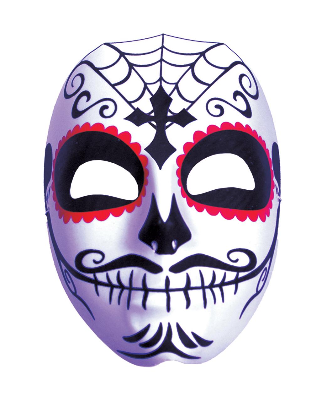 farblich passend 2018 Schuhe begehrteste Mode Sugar Skull Männer Maske